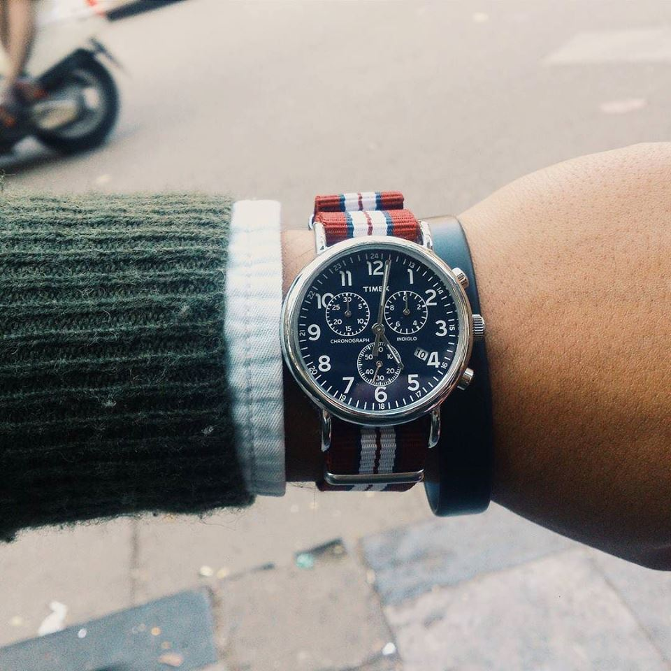 Timex Weekender Chronograph - 91S Store