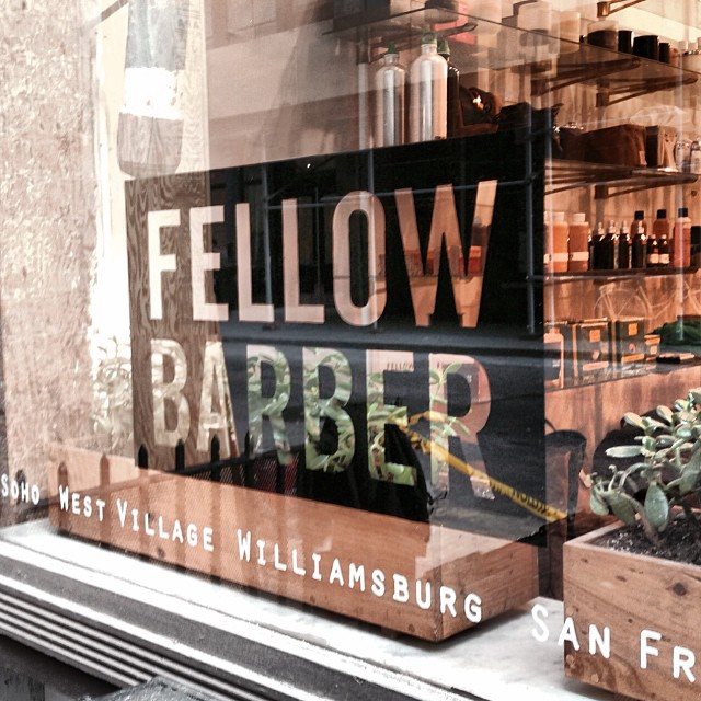 FELLOW BARBER - 91S STORE