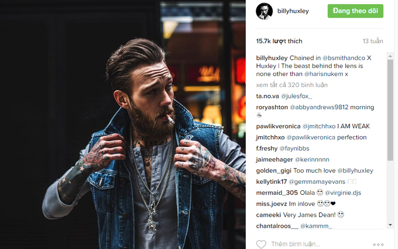 Billy Huxley - 91S Store