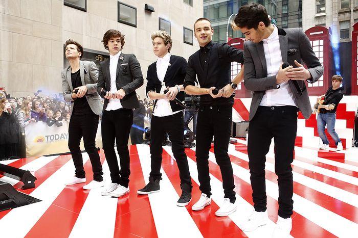One Direction - Tập đoàn những gã tóc đẹp - 91S Store